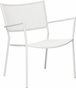 Massproductions Jig Mesh Easy chair, white