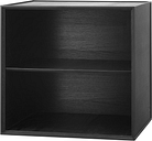 By Lassen Frame 49 box, black stained ash