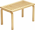 Artek Aalto bench 153B, birch