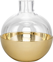 Skultuna Pomme vase/candle holder, brass