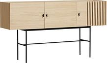 Woud Array sideboard 180 cm, oak