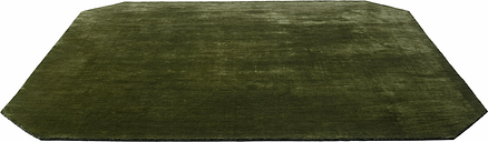 &Tradition The Moor rug AP8, 300 x 300 cm, green pine