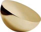 New Works Aura table mirror, brass