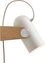 Le Klint Carronade 260 table/wall lamp, sand