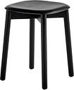 Hay Soft Edge 72 stool, black
