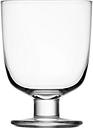 Iittala Lempi glass, clear, set of 2