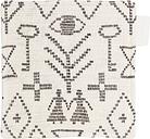 Saana ja Olli Maailman synty pot holder/trivet, white