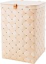 Verso Design Lastu Maxi birch basket with lid