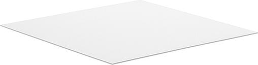 By Lassen Kubus 8 base, white