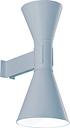 Nemo Lighting Applique de Marseille wall lamp, grey