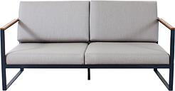 Röshults Garden Easy sofa, 2-seater