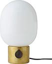 Menu JWDA table lamp, mirror polished brass
