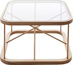 Woodnotes Twiggy table 66,5 x 66,5 cm, oak