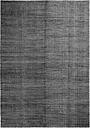 HAY Moiré Kelim rug 140 x 200 cm, black