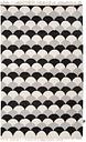MUM's Suomu rug 110 x 170 cm, light grey