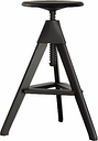 Magis Tom bar stool, all black