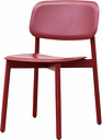 Hay Soft Edge 12 chair, fall red