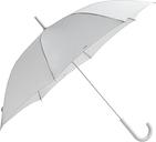 HAY Mono umbrella, light grey