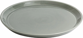 Hay Botanical Family saucer, XL, dusty green