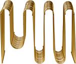 AYTM Curva magazine holder, gold