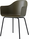 Menu Harbour chair, olive - black