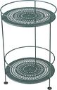 Fermob Guinguette table, cedar green