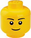 Room Copenhagen Lego Storage Head container, L, Boy