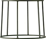 Menu Wire base, small, olive