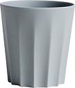 Hay Iris mug, sharp, grey