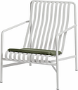 Hay Palissade seat cushion for lounge chairs, olive