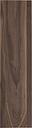 Maze Pythagoras shelf, walnut
