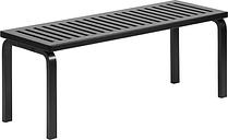 Artek Aalto bench 153A, black
