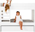 AVA Room AVA Kids bunk bed, white