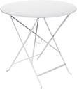 Fermob Bistro table 77 cm, cotton white