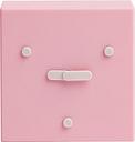 EO Face Clock 2-6-10, pink
