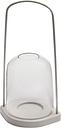 Skagerak Bell lantern 60 cm, light grey
