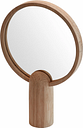 Skagerak Aino mirror, small, oak