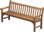 Skagerak England bench 180 cm