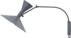 Nemo Lighting Lampe de Marseille Mini wall lamp, grey