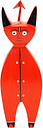 Vitra Wooden doll, Little Devil