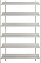 Muuto Compile shelf, Configuration 4, grey