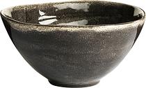 Sagaform Nature serving bowl, large, grey