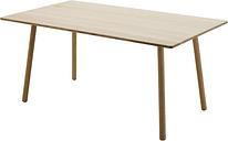 Skagerak Georg dining table, oak