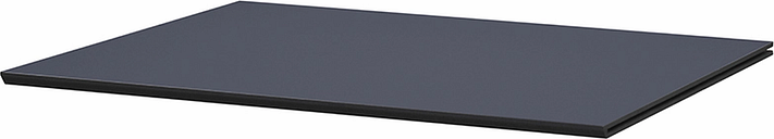 By Lassen Frame 49 extra shelf, dark blue