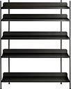 Muuto Compile shelf, Configuration 3, black
