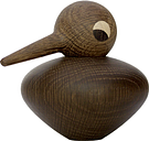 Architectmade Bird chubby, smoked oak