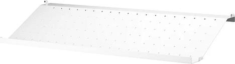 String Furniture String shoe shelf, 78 x 30 cm, white