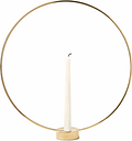 Klong Gloria candleholder, large, brass