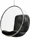 Eero Aarnio Originals Bubble Chair, black