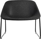 Inno Kola Lounge chair, black
